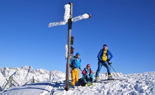 Skitourenregion Hochkönig / Steinernes Meer – Skitourenparadies im Salzburger Land