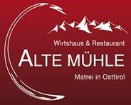 Logo Wirtshaus & Restaurant Alte Mühle - Matrei