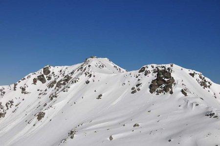 Grünbergspitze (2790 m) von Navis