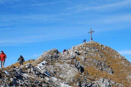 Thaneller (2341 m) von Berwang