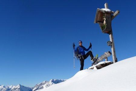 Bischofer Joch im Alpbachtal