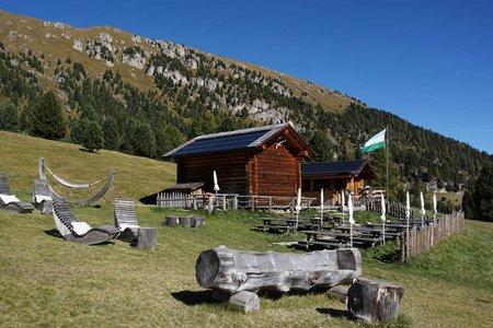 Ütia Ciampcios vom Bergsteigerdorf Campill