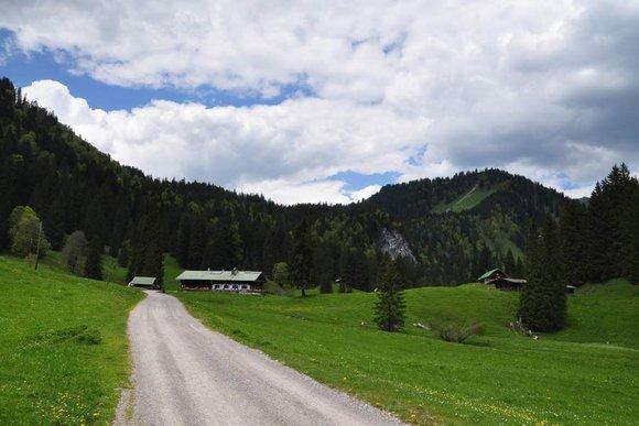 Mountain- und E-Bike Touren in Bayern