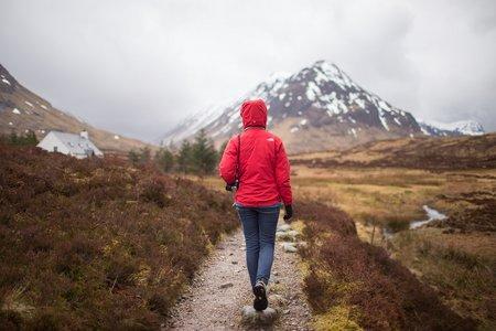 Richtig Angezogen in den Bergen: Freizeitbekleidung zum Wandern, Klettern und Co.