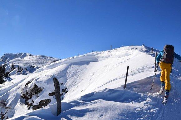 Besondere Skitouren-Regionen in Salzburg