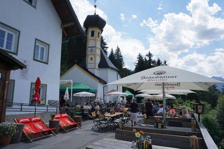 Alpengasthaus Heiligwasser von Patsch