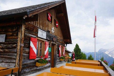 Peter-Anich-Hütte von Rietz