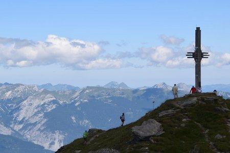 Gilfert (2506 m) vom Loassattel