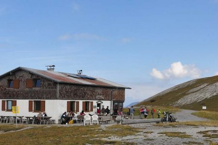 Blaserhütte (2176 m) durch das Langental