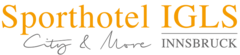 Logo Sporthotel Igls - Igls/Innsbruck