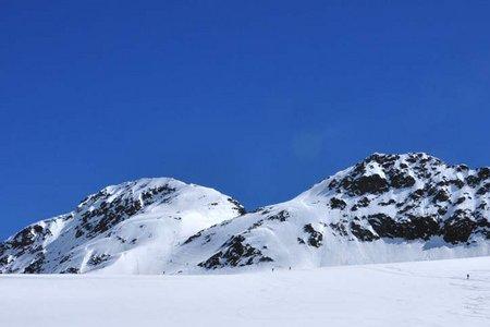 Fineilspitze (3514 m) von der Grawandbahn