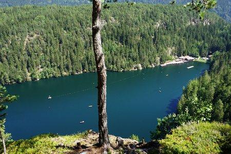 Seejöchl – Piburger See Rundwanderung von Piburg