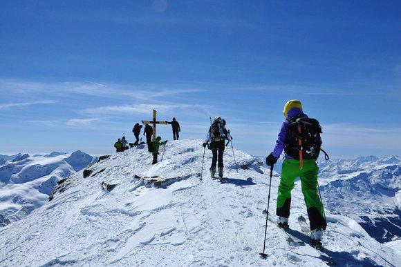Martelltal - das Tal der tausend Skitouren