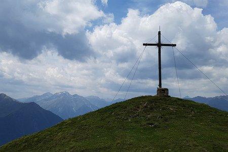 Lahnkopf (2471m) von Greit
