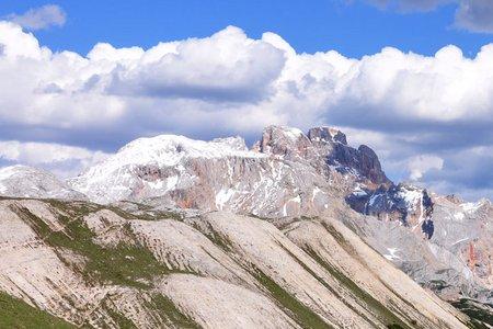 Kleine Gaisl (2859 m) von der Fodara Vedla
