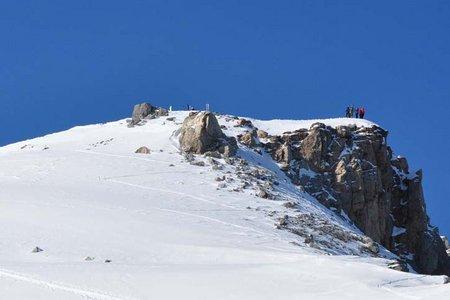 Kesselspitze (2728 m) von Maria Waldrast