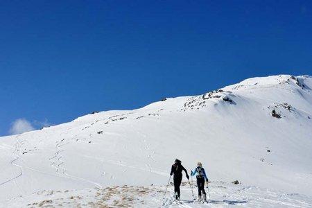 Schadler (2948 m) von der Sesvennahütte