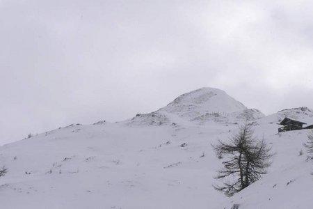 Windbichl (2271 m) aus dem Schmirntal