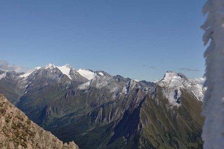 Rollspitz (2850 m) von der Enzianhütte