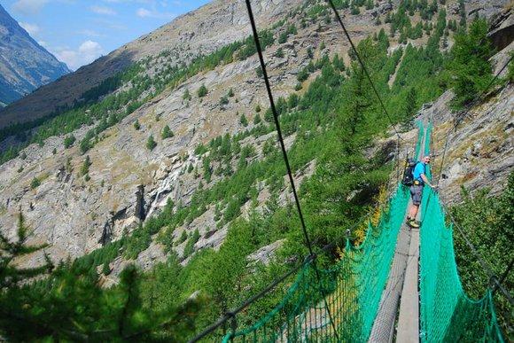 Hüttenwanderungen in der Schweiz