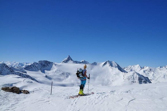 Obergurgl / Gurgler Tal - Skitouren auf höchstem Niveau