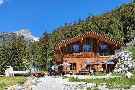 Speckhütte Kasermandl von Elbigenalp