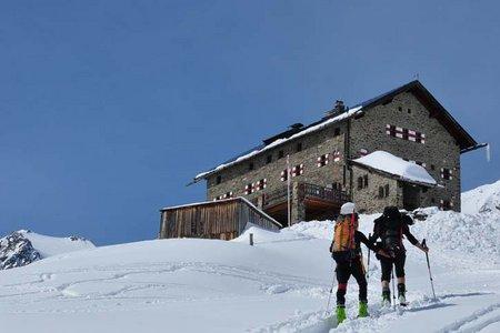 Martin Busch Hütte (Samoar Hütte), 2501 m - Vent
