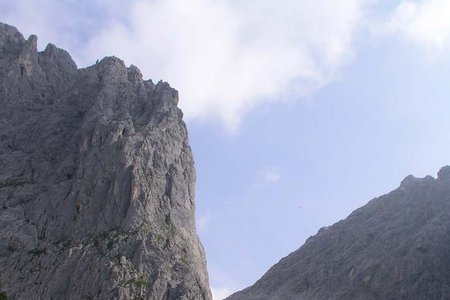 Hintere Goinger Halt (2192 m) von der Wochenbrunneralm