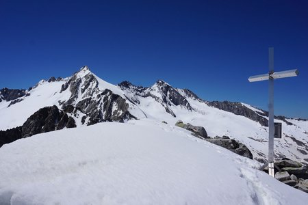 Rosskopf (2845m) durch das Wildgerlostal