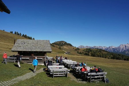 Ütia Vaciara vom Bergsteigerdorf Campill