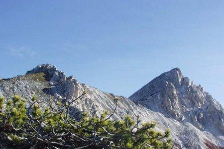 Weißhorn (2313 m) von Maria Weißenstein