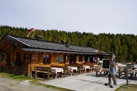 Anratterhütte von Vals