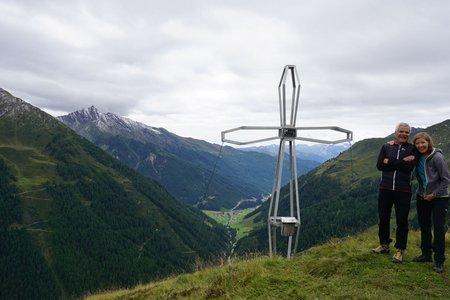Durrachjöchl (2141m) von Kasern
