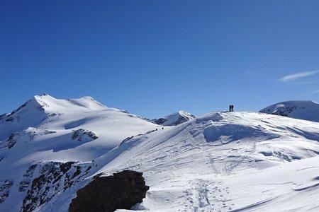 Eisseespitze  (3230 m) von der Zufallhütte