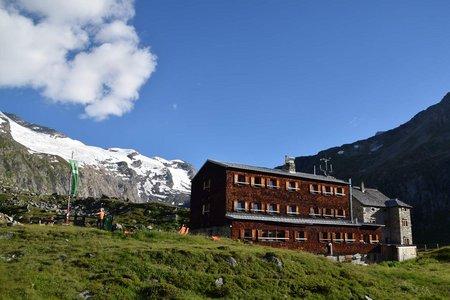 Essener Rostocker Hütte (2208 m) von Ströden