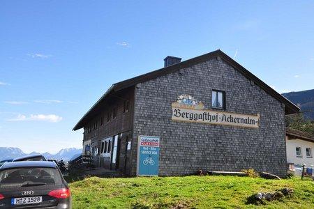 Berggasthof Ackernalm von Valepp