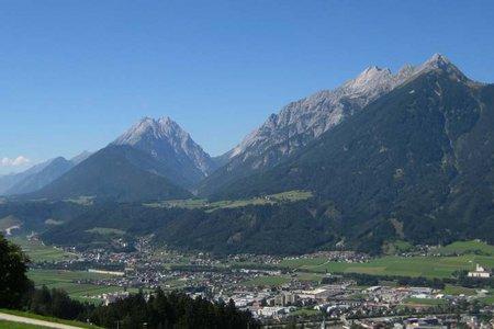 Panoramatour über den Dächern von Schwaz