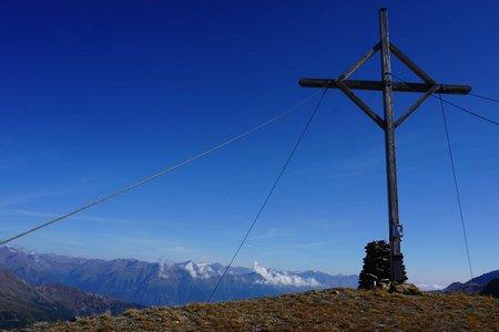 Ebenes Jöchl (2799m) vom Hotel zum See