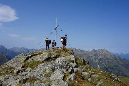 Fotscher Windegg (2577m) aus dem Lüsenstal