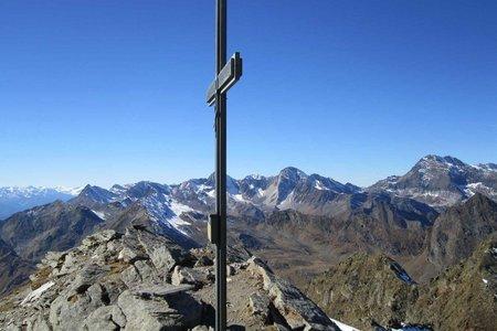 Kolbenspitze (2868 m) von Ulfas