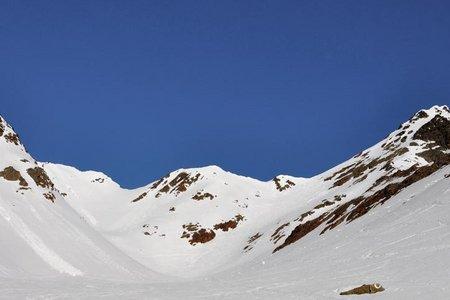 Sulzkogel (3016 m) von Kühtai