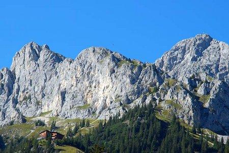 Gimpel (2173 m) von Nesselwängle