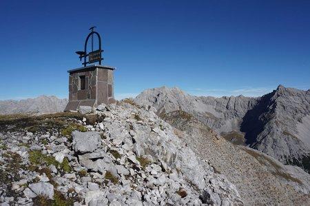 Gleirschtaler Brandjoch (2374m) vom Hafelekar