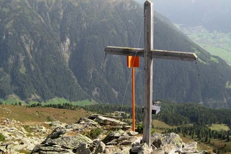 Seblasspitze (2363 m) aus dem Oberbergtal