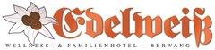 Logo Wellness-Hotel Edelweiß, Berwang