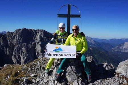 Innsbrucker Klettersteig (Hannes Gasser Klettersteig)