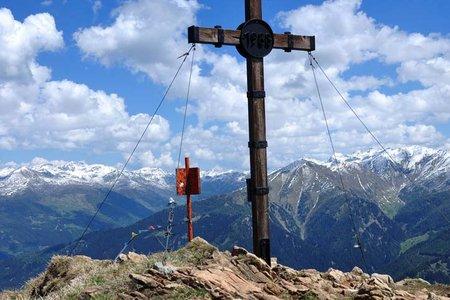 Nösslachjoch (2231 m) von Nösslach