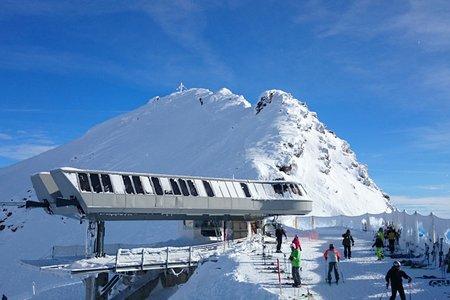 Hinterer Wurmkogel (3082 m) von Obergurgl