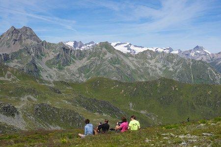 2-Gipfel-Rundtour Gritzer Hörndl-Merschenhöhe-Speikboden