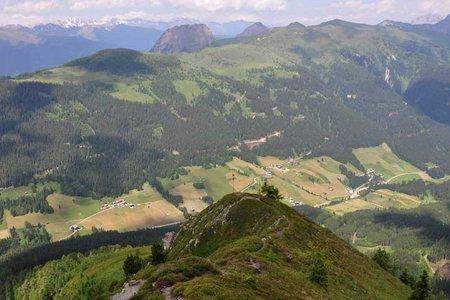 Öfenspitze-Hocheck (2334/2447 m) von Rauchenbach